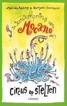 De keukenprins van Mocano - Circus op stelten