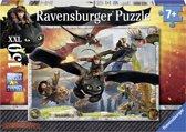 Ravensburger puzzel Dragons 2 - Legpuzzel - 150 stukjes