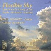 Music For Guitar & String Quartet:
