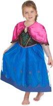 Luxe geluid outfit van Anna Frozen�  voor meisjes  - Verkleedkleding - 128/134