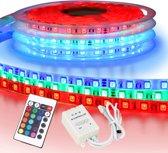 3 meter RGB led strip complete set - 180 leds