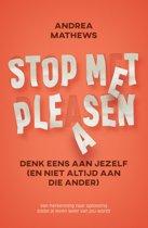 Boek cover Stop met pleasen van Andrea Mathews (Onbekend)