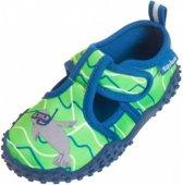 Playshoes waterschoentjes groen zeehondje