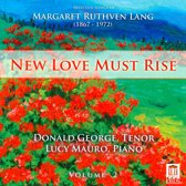 New Love Must Rise - Selected Songs, Vol.2