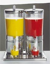 "Sapdispenser ""top fresh duo"", 2 x 6 liter"