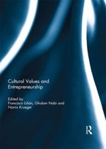 Cultural Values and Entrepreneurship