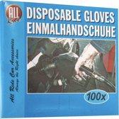 Wegwerp handschoenen (100 stuks)