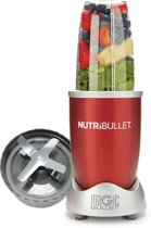 NutriBullet 600 Series - Blender - 5-delig - Rood