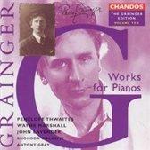Grainger Edition Vol 10 - Works for Pianos / Thwaites, et al