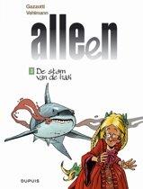 Alleen 03. de stam van de haai