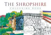 The Shropshire Colouring Book