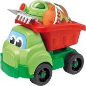 Tuinman vrachtwagen met emmerset