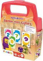 Fundels Spelen met Cijfers - Educatief kaartpel