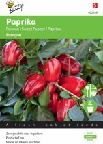 Buzzy® Paprika Snack Patio - rood - Paragon