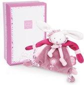 Heerlijk zacht Konijn knuffel 20 cm roze