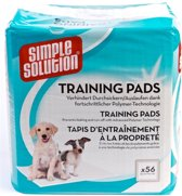 Simple Solution Puppy Training Pads - 56 stuks - 54 x 57 cm