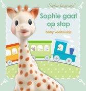 Baby voelboekje - Sophie gaat op stap