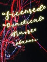 Licensed Practical Nurse Planner: 2020 Weekly Calendar