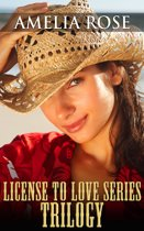 License to Love Series:Trilogy (Western Cowboy Romance)