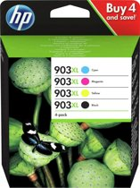 HP 3HZ51AE inktcartridge Original Zwart, Cyaan, Magenta, Geel Multipack 4 stuk(s)