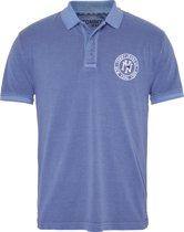 Tommy Hilfiger Polo Logo Blauw (DM0DM06942 - CE4)
