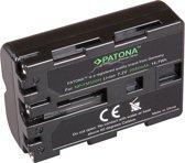 PATONA Premium Battery f. Sony NP-FM500H Alpha DSLR-A100 DSLR-A100H 57 65