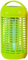 Insectenlamp fluo 300 in neon groen of neon rood met 11 watt en 230V ~ 50Hz van Moel