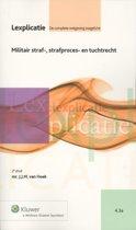 Lexplicatie 4.3a - Militair straf-, strafproces- en tuchtrecht