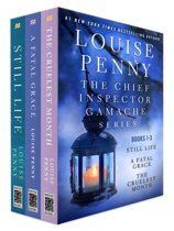 The Chief Inspector Gamache Series, Books 1-3