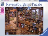 Ravensburger Opa's schuurtje - 1000 stukjes