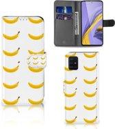 Samsung Galaxy A51 Book Cover Banana