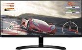 LG 29UM68 29'' UltraWide Quad HD IPS Zwart
