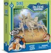 Dino Excavation Kit - Stegosaurus Skeleton