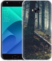 Asus Zenfone 4 Selfie Pro ZD552KL Hoesje Dark Forest