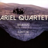 Bartok String Quartet No. 1 Brahms