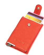 Figuretta Sleeve Cardprotector - Red