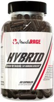 hybrid black edition - muscle rage