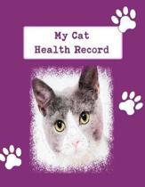 My Cat Health Record