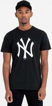 New Era TEAM LOGO TEE New York Yankees Shirt - Black - M