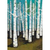 Birch Forest Flexi Journal