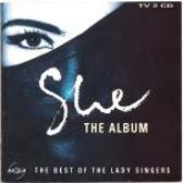 Various Artists ‎– She - The Album (2 CD's)