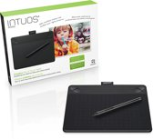 Wacom Intuos Photo Pen & Touch Small - Tekentablet / Zwart
