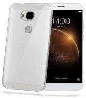 Celly Gelskin mobiele telefoon behuizingen 14 cm (5.5'') Hoes Transparant