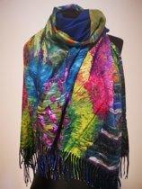 Paco's Gasteiz Art Dames Wintersjaals