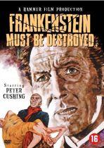 Frankenstein Must Be Destroyed (dvd)