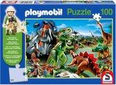 Schmidt puzzel In Dino Country 100 stukjes