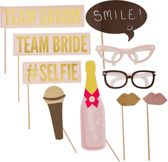 Foto Booth -Party Props Pastel Perfection