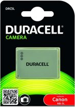 Duracell accu voor - CANON NB-5L