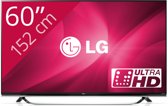 LG 60UF850V - 3D Led-tv - 60 inch - UltraHD/4K - Smart tv