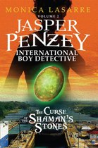 Jasper Penzey: International Boy Detective